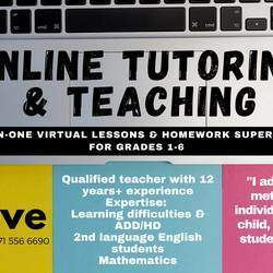 Achieve with Clare - Private tuition, online tuition, homework supervision and/or childcare in the comfort of your own home!