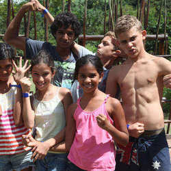 Clubventure - zipline, scuba, paintball, family accommodation, party venue, school trips and camps