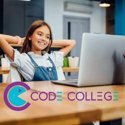 Code College - Online Coding/Robotics Classes for Kids of All ages
