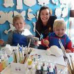 Holiday Programs - Arts and crafts at Colour Cove