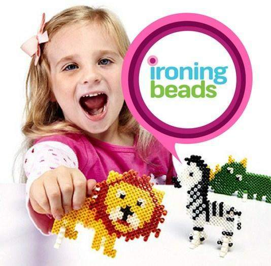 Win a R1000 shopping voucher for Ironing Beads on their website