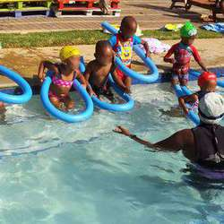 Cosmo Dolphins Swimming Academy - Swim school for kids and adults, swimming lessons, party venue in Cosmo City