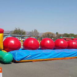 Crazy Inflatables - Jumping Castles, rocket  Water Slides, Water Balls, Roller Balls, Grass Balls,