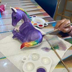 Just Creative (Arts and Crafts Studio) - Arts and Crafts studio found at the Lifestyle Garden Centre! A place where kids can unleash their creativity! Pop in anytime, no need to book OR book a party in our studio (Ceramics, Mosaics Canvas and More)