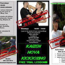 D² Physical Expression Studio - Kickboxing; Self defence; Dancing at Norscot Manor Recreation Centre