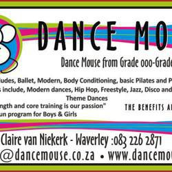 Dance Mouse Waverley - Extra mural dance classes in all genres offered at schools