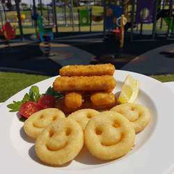 Dimples Cafe - Kiddies Party Venue, Family Restaurant, Live Music, Golf Theme Park, Massive Play Area, Awesome Food, Pizza, Burgers, Steaks, Cakes, Licenced