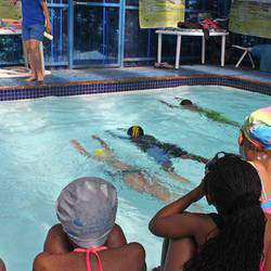 Dolphinarium Swim School - Swimming lessons offered to  all ages