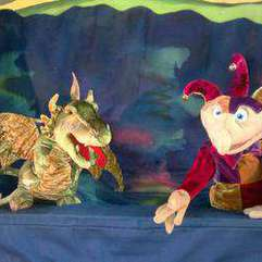 Shows - Puppet shows at Kinder Theatre