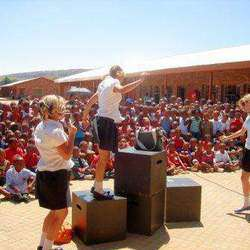 Drama Department, University of Pretoria - Educational Theatre (TIE)