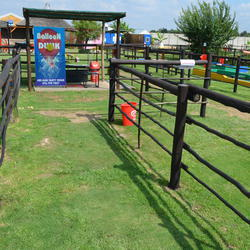 Hee-Haw Party Venue - Hee-Haw Party Venue is a clean and spacious venue and picnic spots with lapas to choose from and the following activities jumping castles, waterslides,  inflatable slide, quad trailer rides, zip line, scooter track, jungle gyms, trampolines and sandp