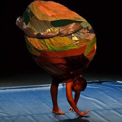 ASSITEJ South Africa - CHIFFONNADE is a dance performance specifically made for toddlers. It will run at the University of Johannesburg