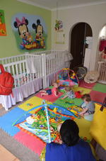 Rainbow Babies & Kids Nursery School cc - Creche, Toddler Playgroup and Nursery School.  Weekly Clinic checks on babies, specialist therapies on site and a holistic approach.