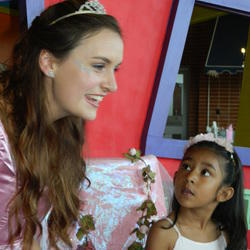 Fairy Time - Party planning & entertainers for kids parties, specialising in mystical themes such as fairies, princess, ballet, dress-up, wizards, pirates, etc...