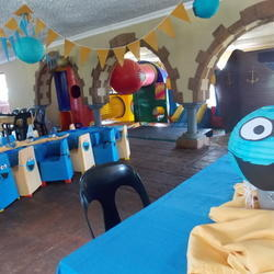 Monique's Party Venue - Monique's Party venue for all kiddies functions.