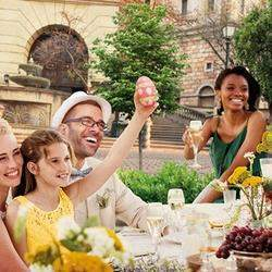 Win a Montecasino Easter Celebrazione package for your family worth R700