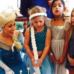 Sing at my Party - Professional character singers for parties (Elsa, Anna, Ariel, Cinderella, Moana & Barbie!)