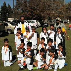 Emmarentia Sporting Football Club - Little league soccer club for kids in Emmarentia.