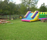 Esperanza Party Venue & Party Planners - Parties with a difference! Farm atmosphere. We offer lots of different activities for the children.
