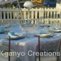 Kganyo Creations - Themed kids /adults parties & event decor,wedding, baby showers, party packs, corporate gifts and entertainment.