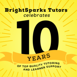 BrightSparkz Tutors - One-on-one private tutoring in the comfort of your own home. All Grades, Subjects and Levels. Flexible, Reliable, Professional, Knowledgeable Tutors!