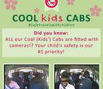 Cool Kids Cabs by Old School Cool  - Cool Kids' Cabs is the safest and most responsible way of transporting your child.