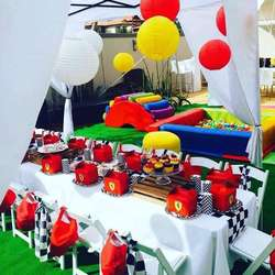 Fantasy Parties - Kids party planners, kids party decor, baby showers, party catering, party decor and setup