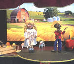 Leo's Puppet Theatre - Fun and entertaining marionette and ventriloquist puppet shows for kids parties, functions & schools