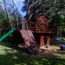 First class kids - Carpentry, built in cupboards, tree houses, jungle gyms & more