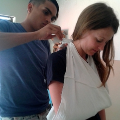 Safety - Saturday First Aid course ( 2 dys)