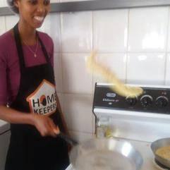 Cooking/baking - Kids favourites  (4 wks)