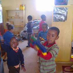 Flying Children - NPO number: 093139 - We provide long term, sustainable help for pre-schools in very poor areas