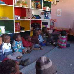 Flying Children - NPO number: 093 139 - We provide long term, sustainable help for pre-schools in very poor areas