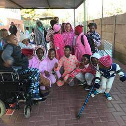 Forest Town School - School for children with celebral palsy, disabilities, learning difficulties, ADD and epilepsy.  At Forest Town School we help all children reach for the skies.