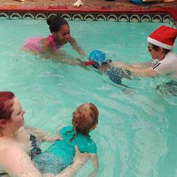 Froggie Swim School  - Swimming lessons for babies, toddlers, kids & adults and water safety classes for domestic workers.