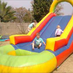 Fun Valley Jumping Castles - Jumping Castles, Party planners, Water slides, Gladiator slide, Party supplies, party entertainment , child care at corporate functions