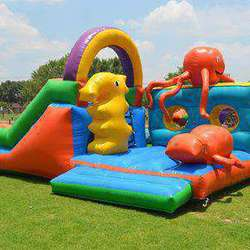 Funky Rascals Party Hire  - Party venues and shop,  jumping castles, catering equipment, popcorn, slush puppy machines, party themed accessories, gazebos, marquees for hire