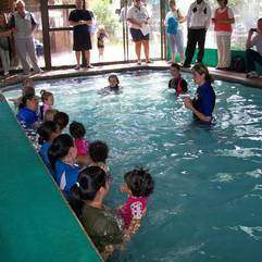 Sport - Baby and toddler swimming lessons