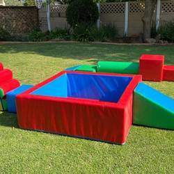 Geewiz Soft Play Hire - Soft play hire for birthday parties and any occasion. Great fun for little ones. Party hire of soft play equipment