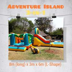 Giant Jaws Jumping Castles - Jumping Castles and Water slides