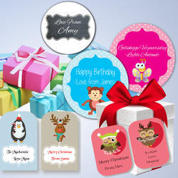 Stay Stuck  - Stationary Labels, we also do any labels for party packs