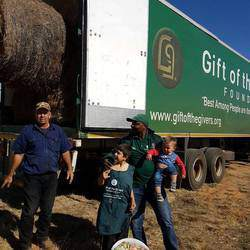 Gift of the Givers - Non-profit organisation - largest disaster relief organisation of African origin on the African continent