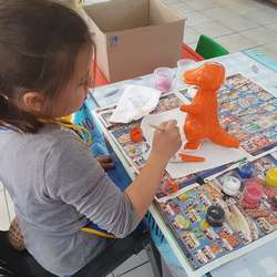 Glitter and Glue - Arts and Crafts Studio for children.
