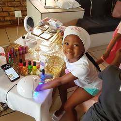 Glitter and Glam - Mobile Kids Spa - Mobile pamper parties for little princesses
