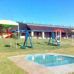 Gnu Kids - We are a great family venue with a coffee shop,  indoor and outdoor playground with a paddle pool for little ones, a braai venue with a dam for fishing and space for kids to bring their bikes and cycle around our dams.