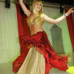 Goddess of the Dunes Professional Belly Dance Company - Princess Jasmine belly dance and Hula parties available