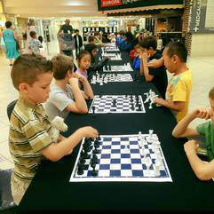 Sport - Killarney Mall chess festival