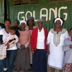 Golang Education Outreach -  Aftercare Centre for vulnerable/needy children