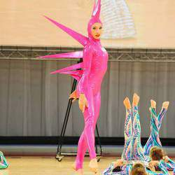 Gold Reef Rhythmic Gymnastics Club - Gymnastics &Rhythmic gymnastics for girls, dance lessons for girls, beginner gymnastics for boys aged 3 to 5