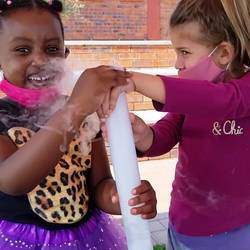 Hands On Science - We create hands-on Science Shows and Workshops for all kinds of audiences at science festivals, schools, events, and parties.